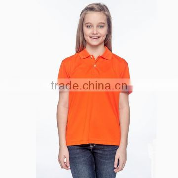 Custom Youth 3.5 oz. Double Mesh Sport Shirt for kids