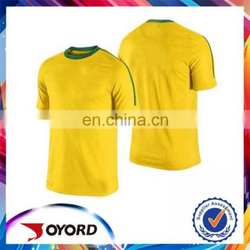 Sublimation blank dri-fit custom soccer jersey
