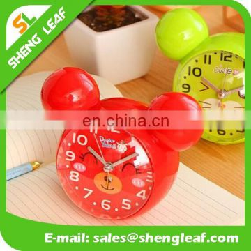 2015 new style color mini alarm clock small clock