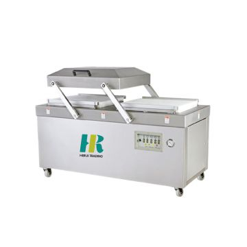 Root vegetables vacuum packer processing machinery