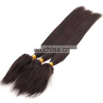 Popular High Quality Brazilian Wholesale Remy Hair Braid In Hair Bundles