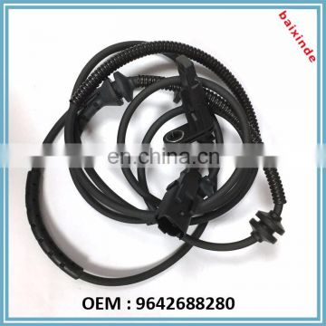 9642688280 FOR 2005-2014 PEUGEOT 407 CITROEN C6 REAR LEFT RIGHT ABS SPEED SENSOR 1.6 2.0 2.2 HDI