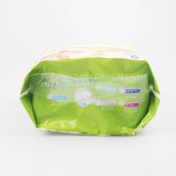 Topone Super Absorbent Leakguards Infant Baby Cloth Nappy Diapers Size L