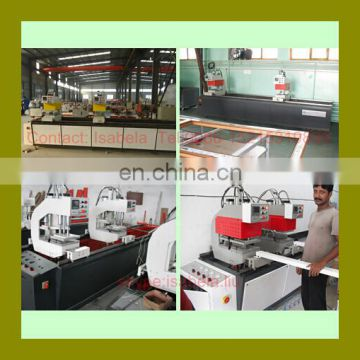 UPVC/PVC Profile Frame Welding Machine PVC Window welding machine