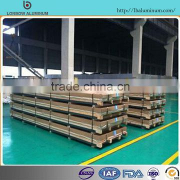 Yantai lonbow 5083 Hot/Cold Rolled Aluminum Plate and Sheet,supplier from China
