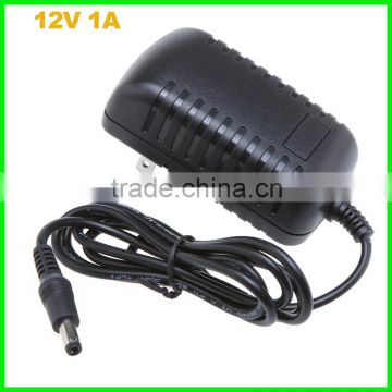 EU US UK AU PLUG AC100V-240V Converter DC12V 3A 5A 10a Power Supply Adapter 24w 12v 2a power supply for led