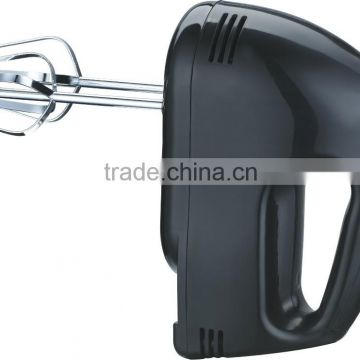 7 speed cheap hand mixer in Black