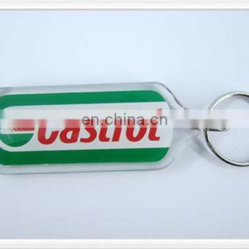 Gift product plastic acrylic PS keychain