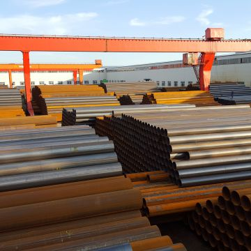 China API 5L ERW/LSAW/SSAW welded steel pipe in stock