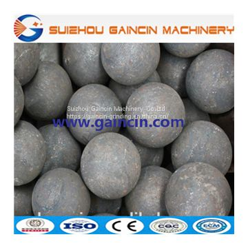 B3,Bu steel forged grinding media balls, grinding media forged balls