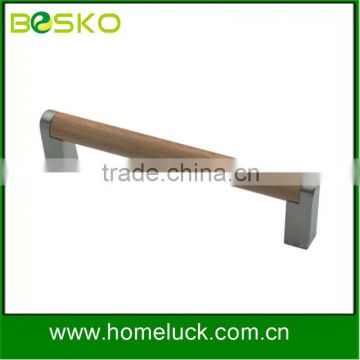 Painting wooden pull handle hardware from shenzhen factory