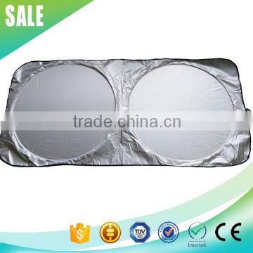 Cheap advertising front window sun visors for cars
