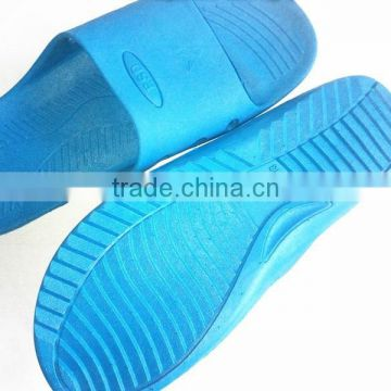 dabede645ca9 Antistatic ESD conductive clean room PU PVC SPU EVA foam unisex slipper of  ESD products from China Suppliers - 144593398