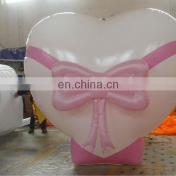 party/club/wedding decorative inflatable valentine heart