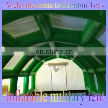Camping/medical inflatable marquee