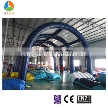 gaint inflatable shelter, sunshine inflatable shelter tent
