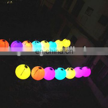 inflatable led balloon for wedding decoration