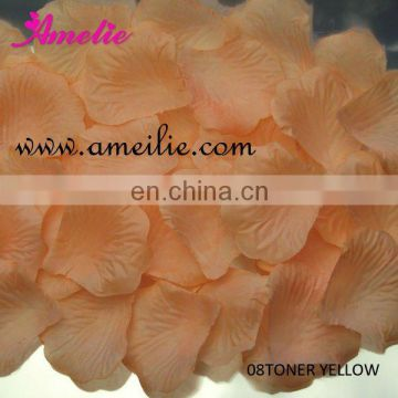 party decoration artificial wedding rose petal