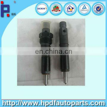 Dongfeng truck spare parts 4BT fuel injector 3356587 for 4BT diesel engine