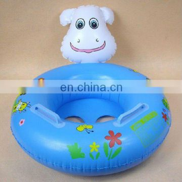 Inflatable Round Baby Boat