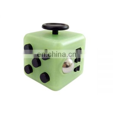 Adults and children hot items fidget toys plastic anti stress cube