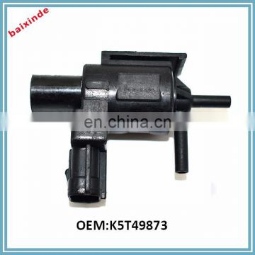 Auto Pressure Valve K5T49873 Vacuum Switch Solenoid for Diesel Car