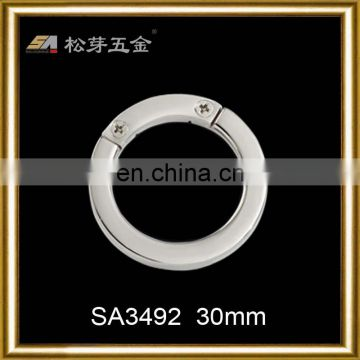 song a manufacturer selling zinc alloy metal split o rings