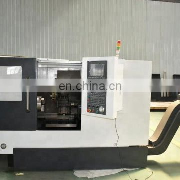 Slant Bed Cnc Machine Lathe with Hydraulic Turret Tool Prices