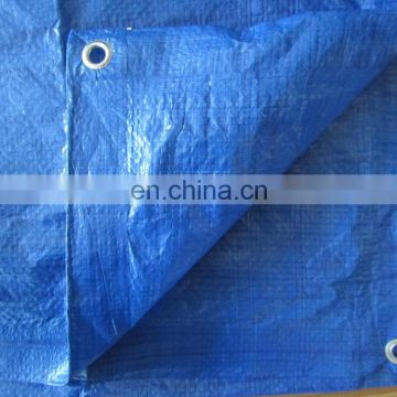 8' x 10' - Tent Shelter Tarp Cover Waterproof Tarpaulin Plastic Tarp Protection Sheet for Contractors, Campers, Painters, Farmer