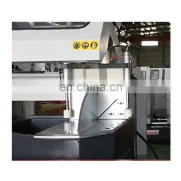 double-head 5-axis sawing machine for aluminum profile