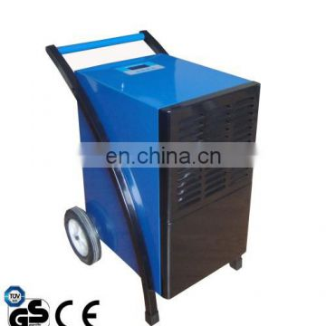 Hand push mobile air dehumidifier for commercial and industrial with EU standard