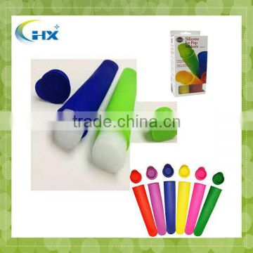 MA-708 Factory Direct Sell Food Grade Wholesale Silicone Summer Ice Pop Maker