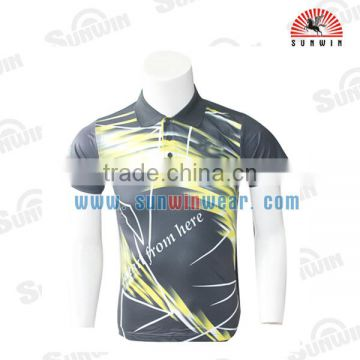 9a7adf3ad Wholesale Custom Design 100% Polyester Sublimation Sports Cricket Jersey of Cricket  Uniform from China Suppliers - 144958750