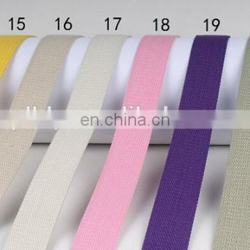 high tenacity cotton webbing belt