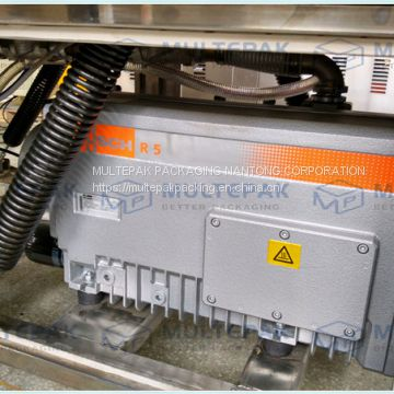 multepak Automatic Double Chamber Food Vacuum Packaging Machine