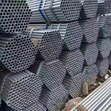 32mm Galvanised Pipe Material Construction Carbon Steel