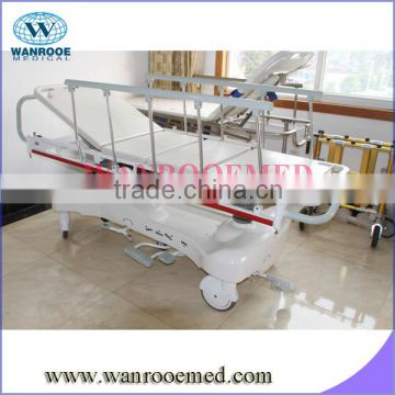 BD111BC CE ISO!!! Double hydraulic oil pump emergency transfer stretcher with Plastic table top