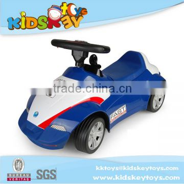 Ride On Car Blue Color With Musical And Light kids ride on car