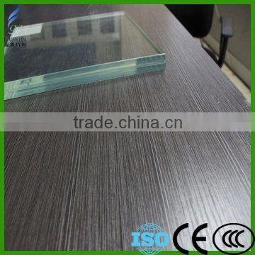 bullet proof glass, 6~60mm bullet proof glass, clear