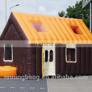 Bespoke Pub Inflatable house Party Tent Potable With Blower