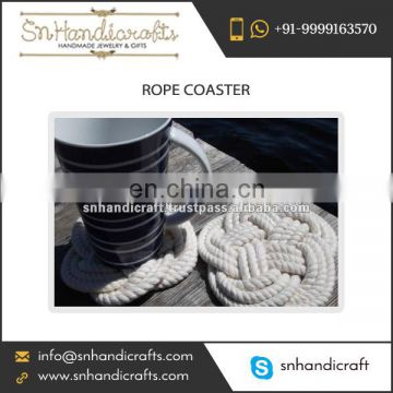 Bulk Export of Rope Coaster Available at Low Market Price