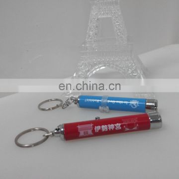 Manufacture factory price led custom keychain for Gifts & Crafts