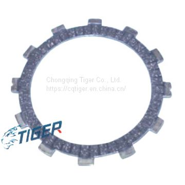Motorcycle clutch parts, clutch friction plate, GS-125, OEM high quality