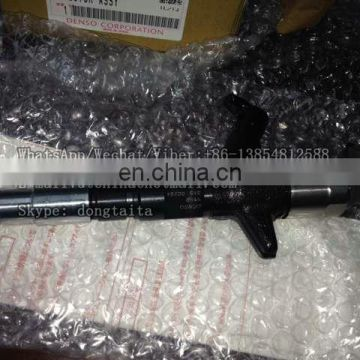 common rail injector 095000-5550 / valves and control rod