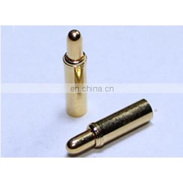 Electronic Component Precision Pins Brass Pogo Pin