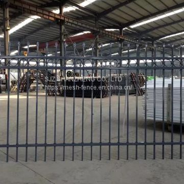Wrought Iron fence/ decorative fence/ ornamental fence