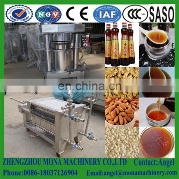 Automatic hydraulic oil press machine sesame oil extraction machine mini oil press