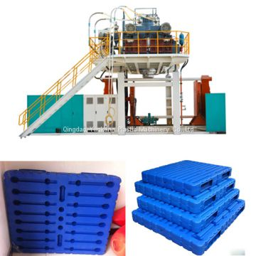 Blow Molded Plastic Pallet Making Machine Blow Molding Machine Manufacturer