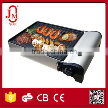 BBQ Gas Grill Outdoor Butane Gas Barbecue Grill