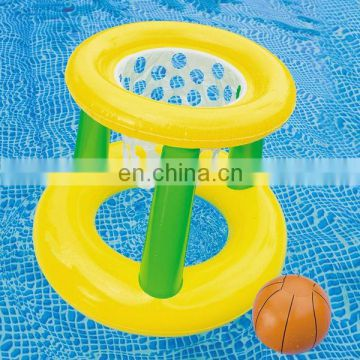 Floating Basketball Hoop Inflatable Swimming Pool Game